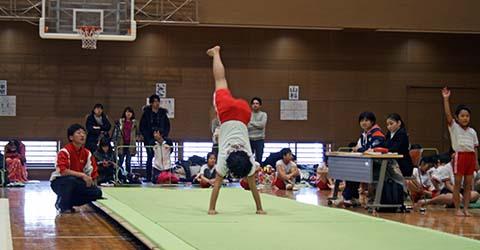 体操競技会02